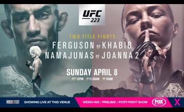 UFC 223 Wallpapers
