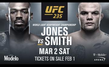 UFC 235 Wallpapers