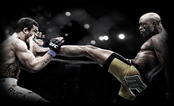 Ufc Fight Wallpaper
