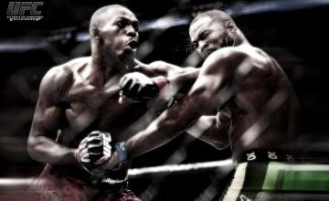 UFC Wallpaper Fight