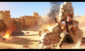 Uncharted 3 Wallpapers HD