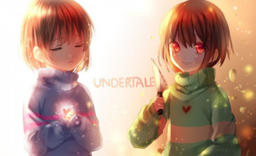 Undertale Chara Wallpaper