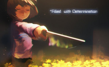Undertale Frisk Wallpaper