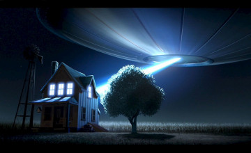 Unidentified Flying Object Wallpapers
