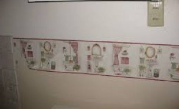 Unique Wallpaper Borders for Bathroom
