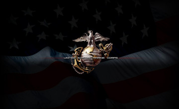 United States Marines Wallpaper