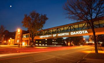 University of North Dakota Wallpaper