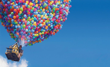 Up Wallpaper Pixar