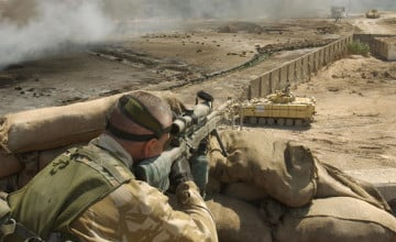 US Army Sniper Wallpaper
