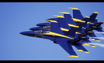 US Navy Blue Angels Wallpaper