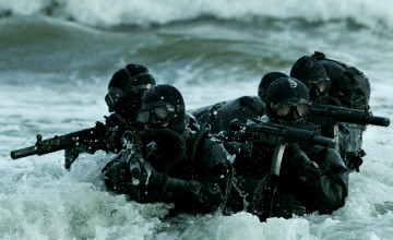 US Navy Seals Wallpaper