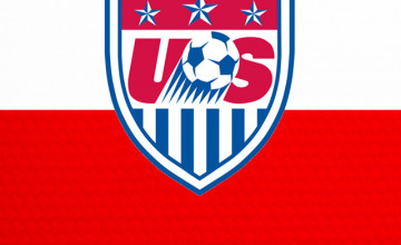 US Soccer Logo Wallpaper