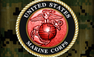 USMC iPhone Wallpaper
