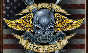 USMC Recon Wallpaper