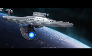 USS Enterprise NCC 1701 Wallpaper