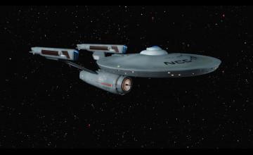 USS Enterprise Wallpaper 1080x1920