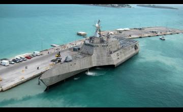 USS Freedom Wallpaper