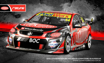 V8 Supercar Wallpaper