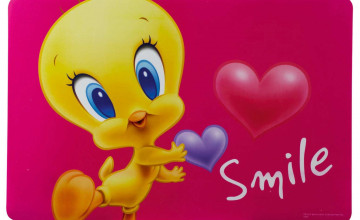 Valentine Tweety Bird Wallpaper Free