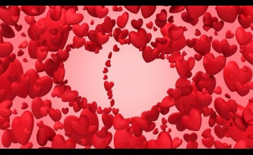 Valentine\'s Day Heart Wallpaper