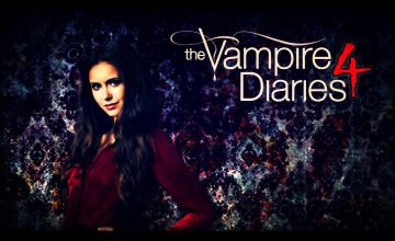 Vampire Diaries Wallpaper Season 4