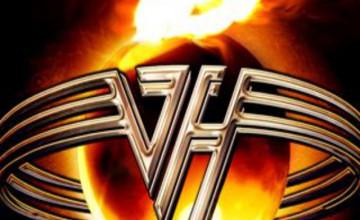 Van Halen iPhone Wallpaper