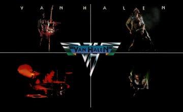Van Halen Wallpaper HD