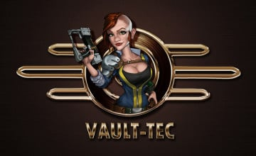 Vault Girl Fallout Wallpapers