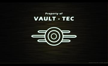 Vault Tec Wallpaper