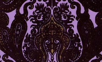 Velvet Wallpaper Wallcovering