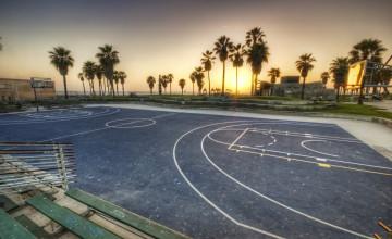 Venice Beach Basketball Wallpaper