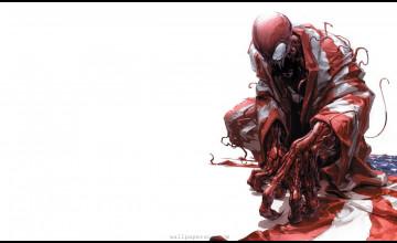Venom and Carnage Wallpaper
