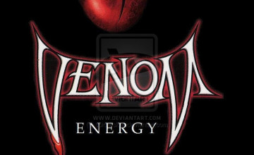 Venom Energy Drink Wallpaper