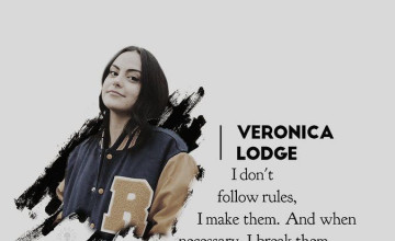 Veronica Wallpaper