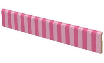 Vertical Striped Wallpaper Borders