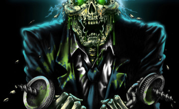Vic Rattlehead Wallpaper