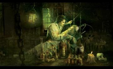 Victor Frankenstein Wallpaper