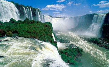 Victoria Falls Wallpaper