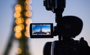 Video Camera Wallpaper