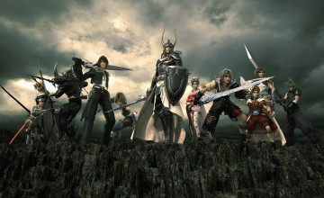 Video Game Wallpaper HD
