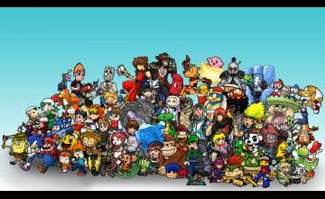 Video Game Wallpaper