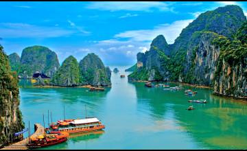 Vietnam Desktop Wallpaper