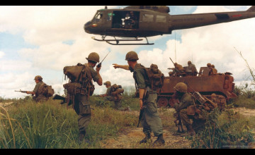 Vietnam War Wallpapers