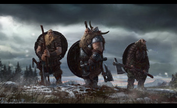 Viking Backgrounds