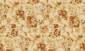 Vintage Floral Wallpaper Patterns