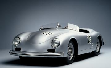 Vintage Porsche Wallpaper