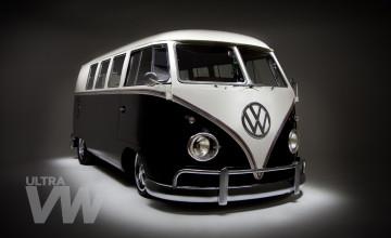 Vintage VW Wallpaper