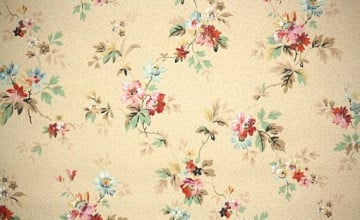 Vintage Wallpaper 1930s and 1940s