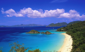 Virgin Islands Wallpaper