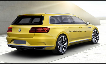 Volkswagen Arteon Shooting Brake Wallpapers